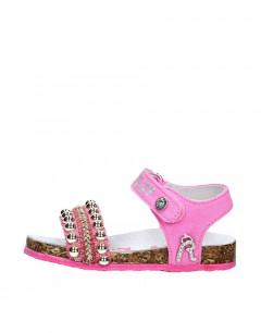 REPLAY Pie Sandals Junior Pink