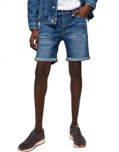 SELECTED Alex Medium Blue Shorts