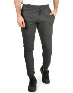 SERGIO TACCHINI Iconic Pant Dark Grey