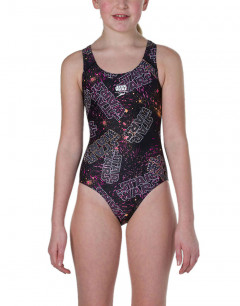 SPEEDO Star Wars Galaxy Allover Splashback Swimsuit