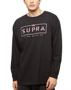 SUPRA We Are Supra Blouse Black