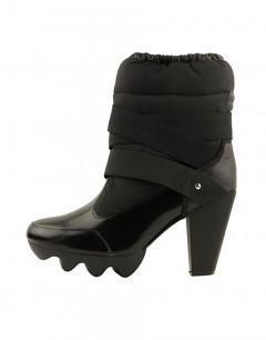 ADIDAS SLVR Ankle Boots Black