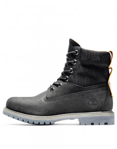 TIMBERLAND 6 Inch ReBOTL Waterproof Boots Black