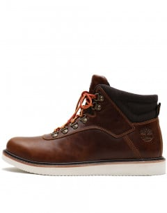 TIMBERLAND Brown Leather Boots