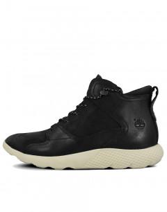 TIMBERLAND Flyroam Leather Sport Chukka Black