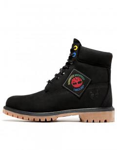 TIMBERLAND Premium 6-inch Waterproof Boots Black