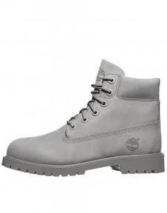 TIMBERLAND Premium 6-inch Waterproof Boots Grey