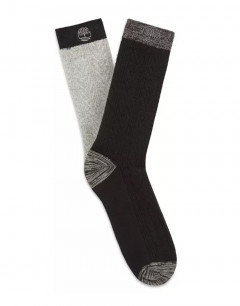 TIMBERLAND Two Pair Pack Of Crew Socks