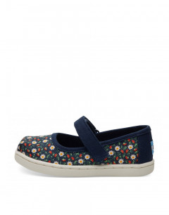 TOMS Local Floral Navy