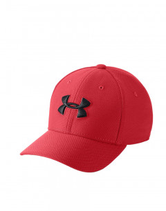 UNDER ARMOUR Boys Blitzing Cap 3.0 Red
