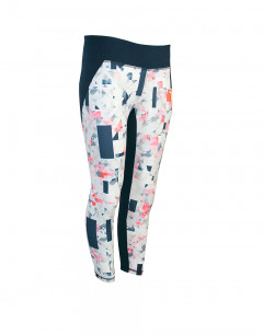 UNDER ARMOUR DFO Reflect Print Leggings Navy
