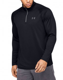 UNDER ARMOUR Dfo Velocity 2.0 1/4 Zip Black