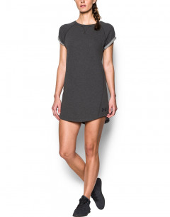 UNDER ARMOUR French Teryy Dress Grey