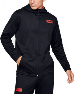 UNDER ARMOUR Gametime Fleece Hoodie Black