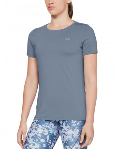 UNDER ARMOUR HeatGear Armour Tee Blue