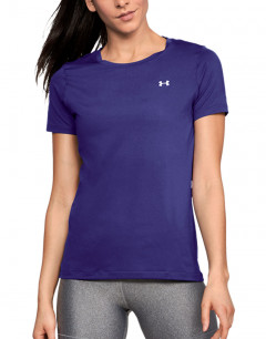 UNDER ARMOUR HeatGear Armour Tee Purple