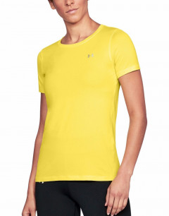 UNDER ARMOUR HeatGear Armour Tee Yellow