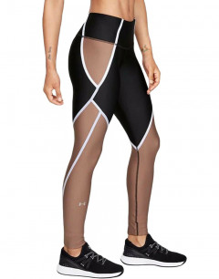 UNDER ARMOUR HeatGear Edgelit Legging Black&Gold