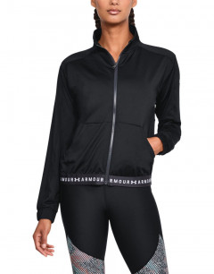 UNDER ARMOUR HeatGear Full Zip Jacket Black