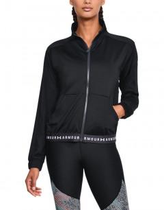UNDER ARMOUR HeatGear Full Zip Jacket Black