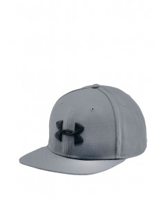 UNDER ARMOUR Huddle Snap Grey