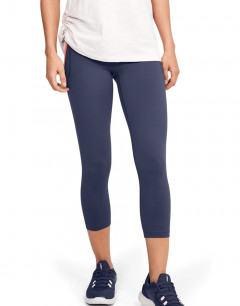 UNDER ARMOUR Meridian Crop Leggings Blue