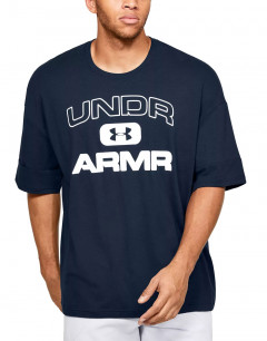 UNDER ARMOUR Moments Tee Navy