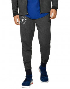 UNDER ARMOUR Project Rock Joggers Grey