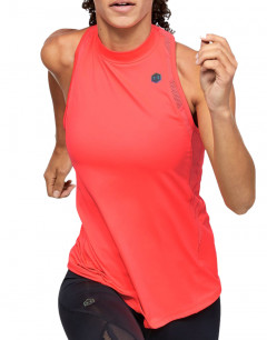 UNDER ARMOUR Rush Vent Tank Red