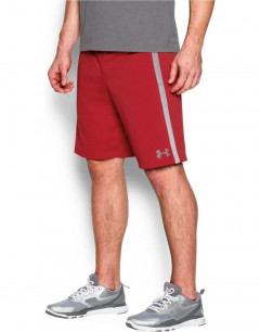 UNDER ARMOUR Tech Mesh Shorts Red