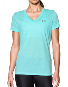UNDER ARMOUR Threadborne Twist Tee Blue