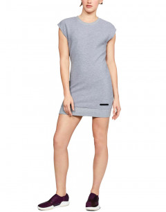 UNDER ARMOUR Unstoppable Dress Grey