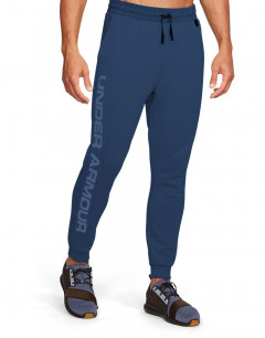 UNDER ARMOUR Unstoppable Knit Jogger Navy
