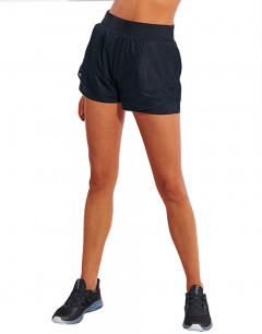 UNDER ARMOUR Warrior Mesh Shorts Black