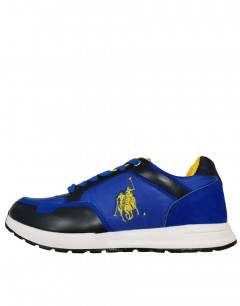 US POLO Ryan Sport Royal/White