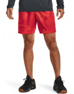 UNDER ARMOUR Adapt Woven Short Red
