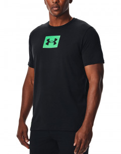 UNDER ARMOUR Boxed All Athletes Tee Black