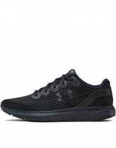UNDER ARMOUR Charged Impulse All Black
