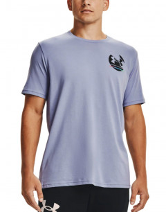 UNDER ARMOUR In Gym Tee Lilac