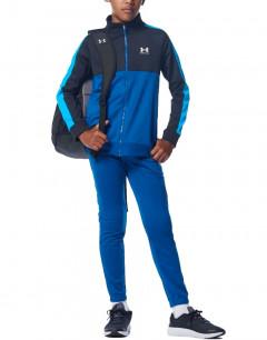 UNDER ARMOUR Knit Track Suit Blue
