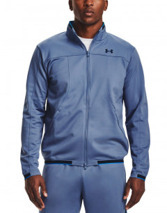 UNDER ARMOUR Recover Knit Track Jacket Blue