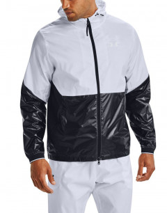 UNDER ARMOUR Recover Windbreaker Jacket White