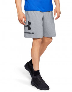 UNDER ARMOUR Sportstyle Cotton Shorts Grey