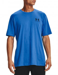 UNDER ARMOUR Sportstyle Tee Blue