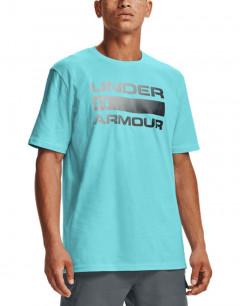 UNDER ARMOUR Team Issue Wordmark Tee Blue