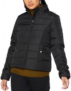 VERO MODA Simone Short Quilted Jacket Black