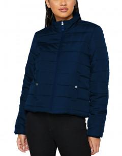 VERO MODA Simone Short Quilted Jacket Navy Blazer