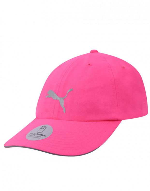 PUMA Running Cap Pink