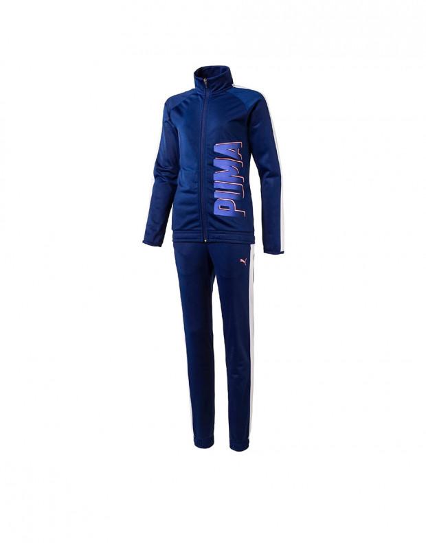 PUMA Graphic Poly Suit Blue