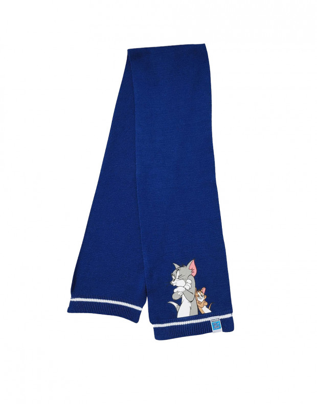 PUMA Tom&Jerry Active Knit Scarf Blue